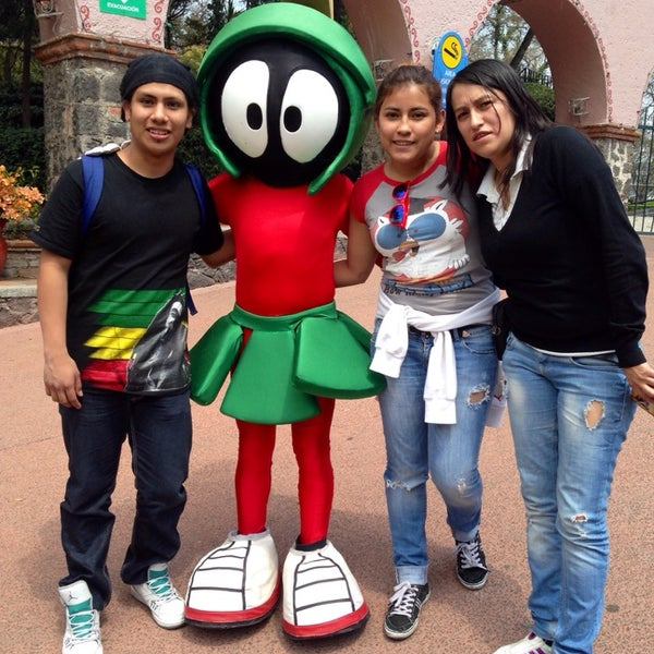 Photo taken at Six Flags by VaLee' R. on 3/13/2014