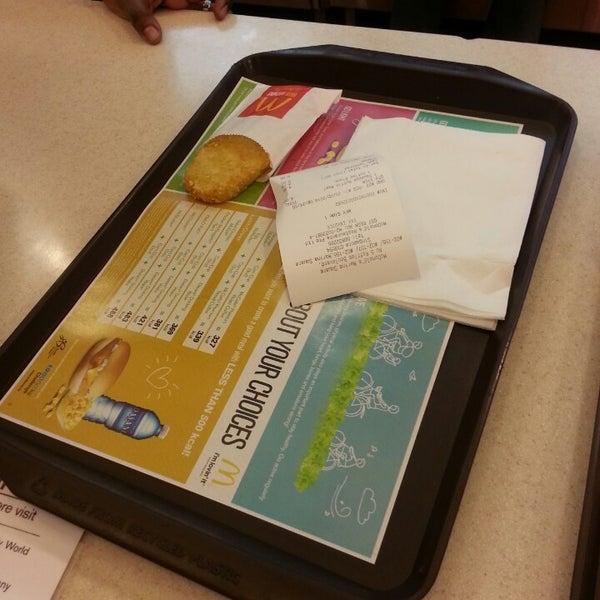 Photo taken at McDonald's / McCafé by Ivan H. on 5/25/2014