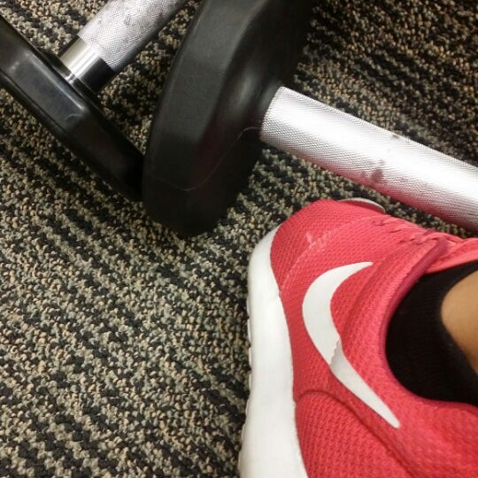 Photo taken at LA Fitness by Melissa G. on 9/15/2014