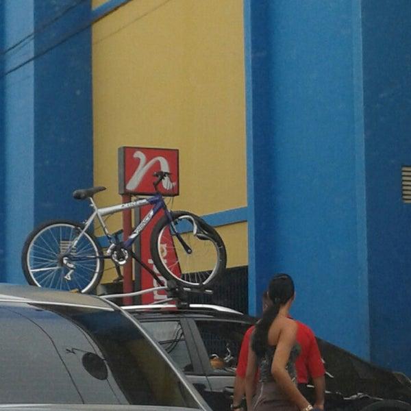 Photo taken at Supermercados Nazaré by Breno B. on 8/17/2013