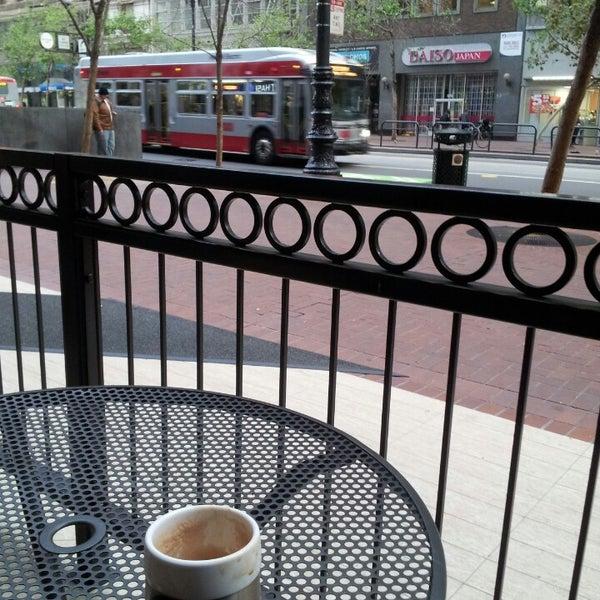 Photo taken at Peet's Coffee & Tea by Bryce B. on 3/31/2014