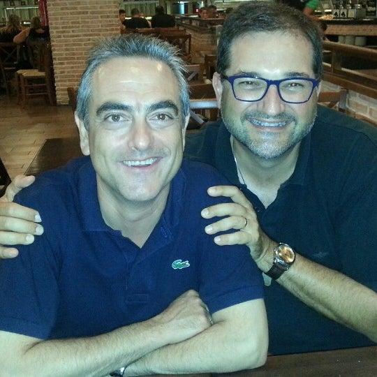 Photo taken at Muerde la Pasta by Vicente M. on 7/26/2013