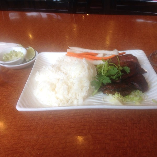 Photo taken at Joy Hing B.B.Q. Noodle House by James H. on 6/15/2014