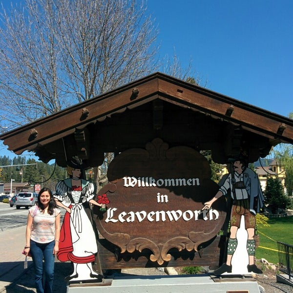 Photo taken at Town of Leavenworth by Hector T. on 4/19/2015