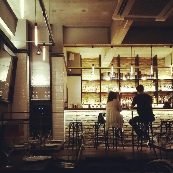 The Libertine Bar And Kitchen
