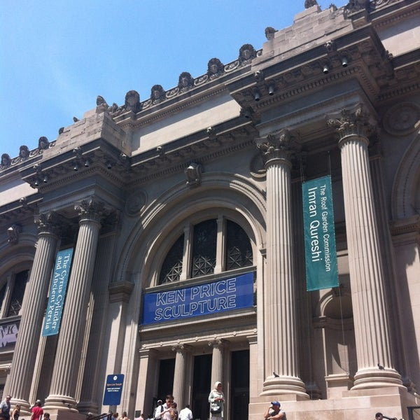 Photo taken at The Metropolitan Museum of Art by Lianne F. on 6/22/2013
