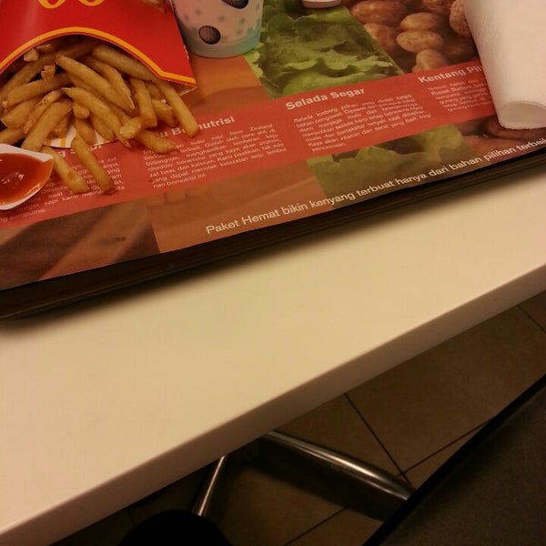 Photo taken at McDonald's by Intan S. on 2/25/2014
