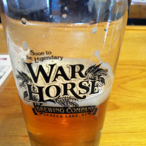 Photo taken at War Horse Brewery by Holly A. on 5/17/2013