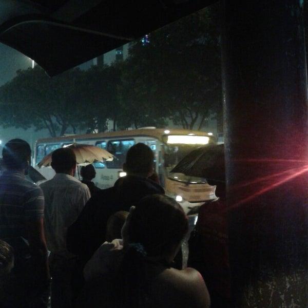 Photo taken at Taguatinga Centro by Pablo M. on 3/13/2015