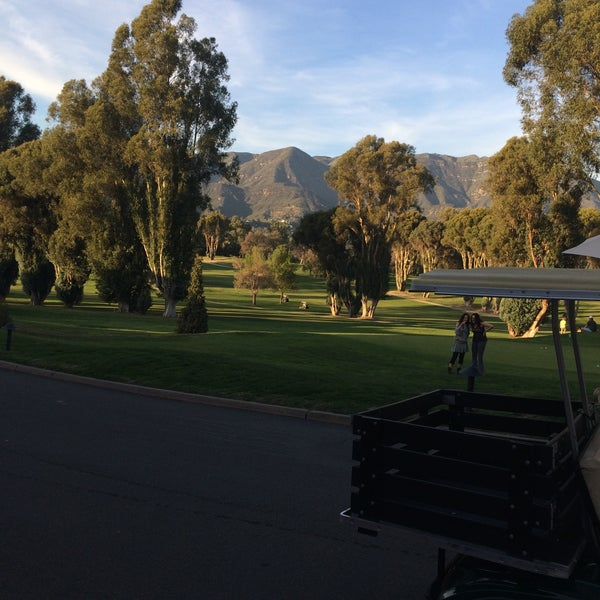 Photo taken at Ojai Valley Inn & Spa by Angela L. on 2/16/2015