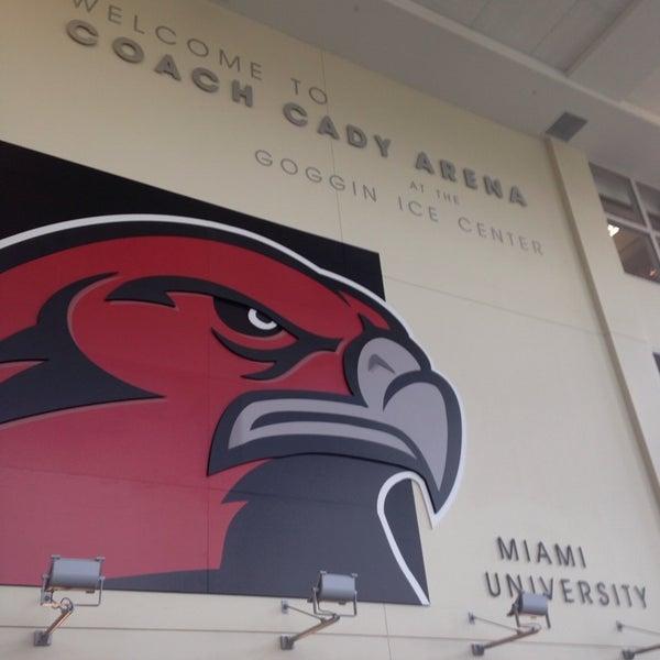 Photo taken at Miami University Rec Center by Kelly B. on 7/29/2014