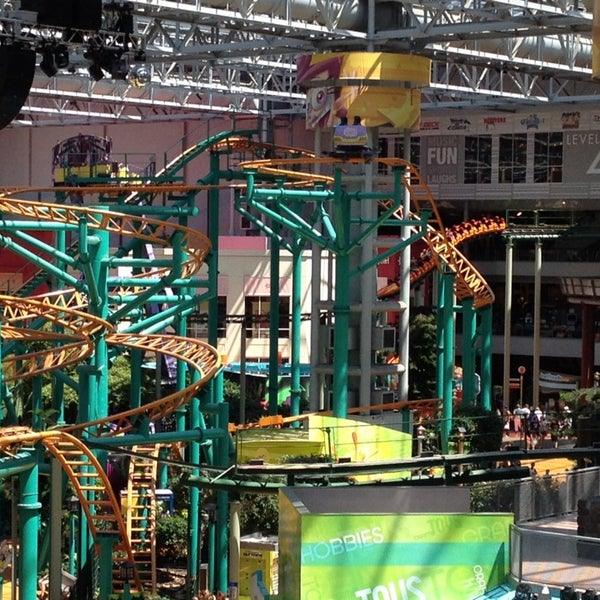 Photo taken at Mall of America by Christina Y. on 7/8/2014