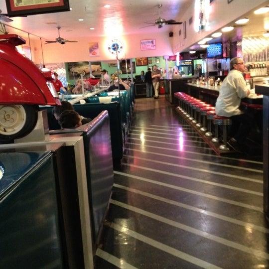 Photo taken at 59 Diner by C.S.Tonyukuk on 7/12/2012