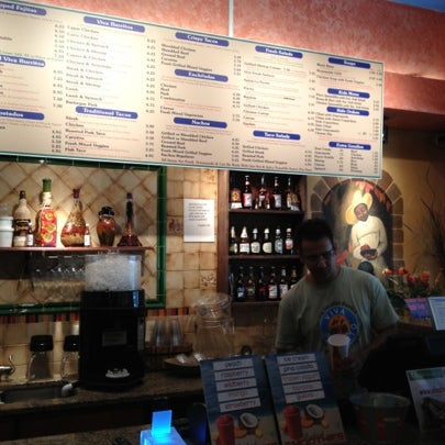 Cafe Near North Station Boston