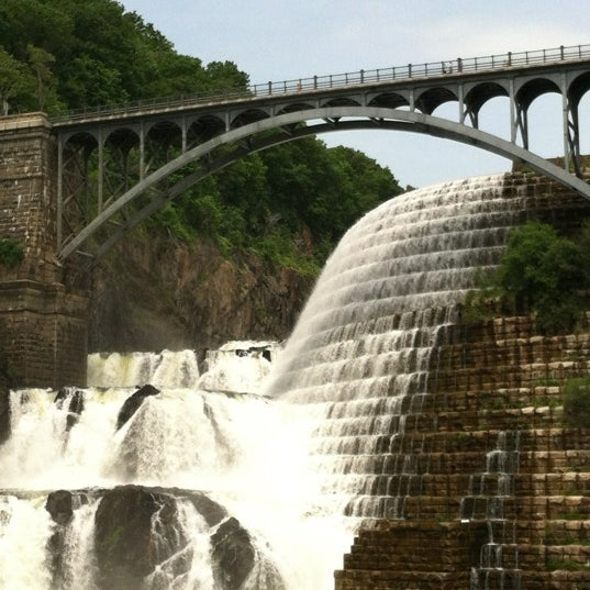 Photo taken at Croton Gorge Park by Gabby D. on 5/27/2012