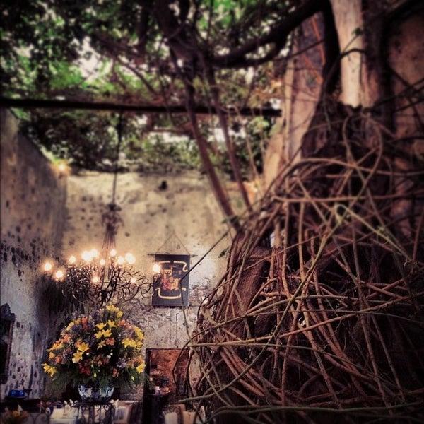 Photo taken at Hotel & SPA Hacienda de Cortés by Arturo J. on 4/16/2012