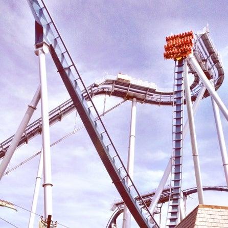 Photo taken at Busch Gardens Williamsburg by Caroline M. on 5/18/2012