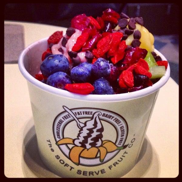 Photo taken at Chloe's Soft Serve Fruit Co. by @JuliusOCloset o. on 6/23/2012