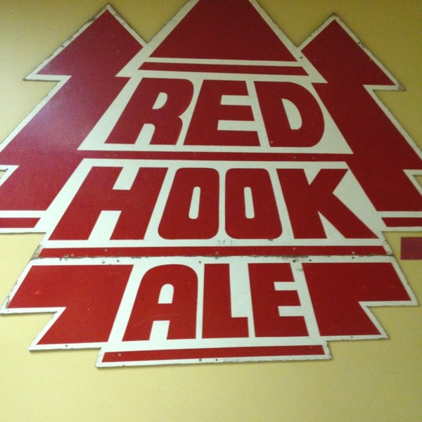Photo taken at Redhook Brewery by Rob W. on 12/30/2012