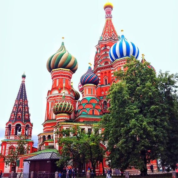 Where's Good? Holiday and vacation recommendations for Moscow, Russia. What's good to see, when's good to go and how's best to get there.