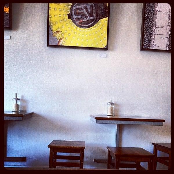 Photo taken at Urban Grind by Simon on 10/1/2012