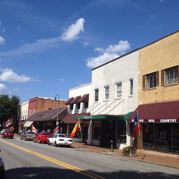 Photo taken at Waynesville, NC by Sam on 7/25/2014