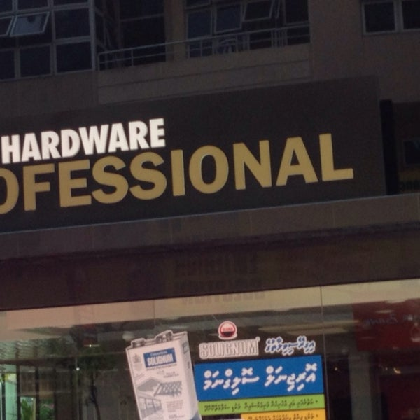 Photo taken at Sonee Hardware Professional by Ismaeel R. on 4/14/2014