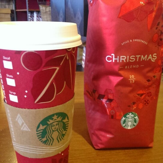 Photo taken at Starbucks by Petey P. on 12/3/2013