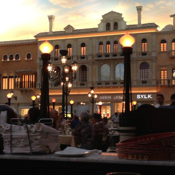 Photo taken at Otto Las Vegas by Tati on 5/2/2013