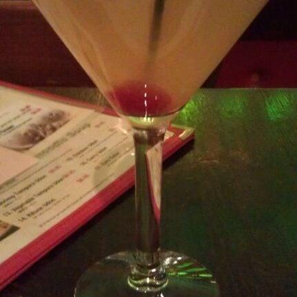 Get the guava sake martini, so good!