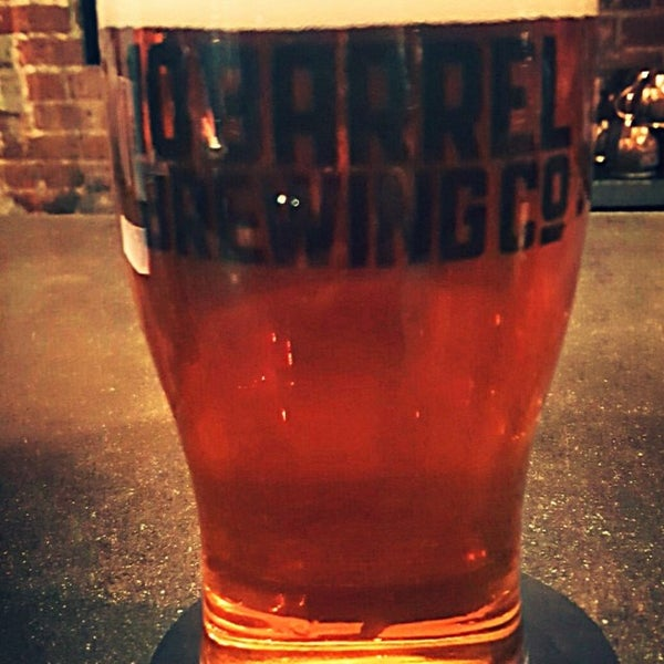 Photo taken at 10 Barrel Brewing by Marcus P. on 10/12/2016