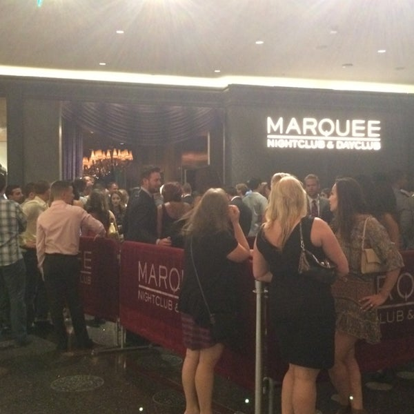 Photo taken at Marquee Nightclub & Dayclub by Kirsten O. on 7/12/2014