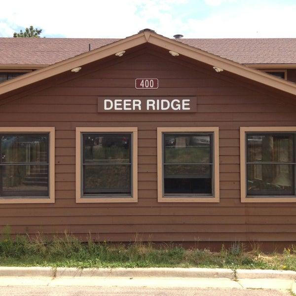 Deer ridge lodge estes park co for Estes park lodging cabins