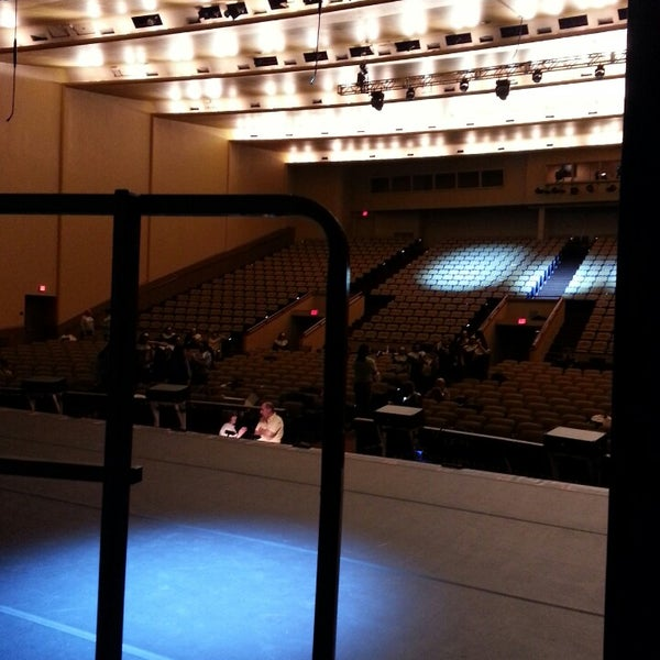 Photo taken at Lisner Auditorium by JR R. on 3/12/2014