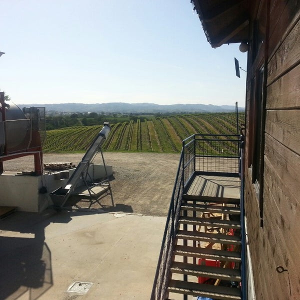 Photo taken at Eberle Winery by Jay L. on 4/14/2014