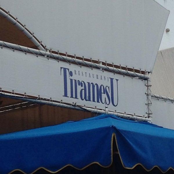 Photo taken at Tiramesu by Rodrigo T. on 4/11/2014