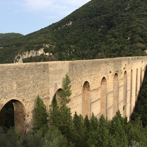 Photo taken at Ponte Delle Torri by Digitalbande M. on 9/18/2014