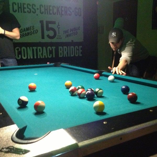 Photo taken at Bleecker Street Bar by Jon S. on 2/26/2013