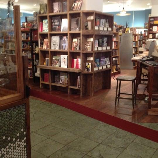 Photo taken at McNally Jackson Books by Jon S. on 10/26/2012