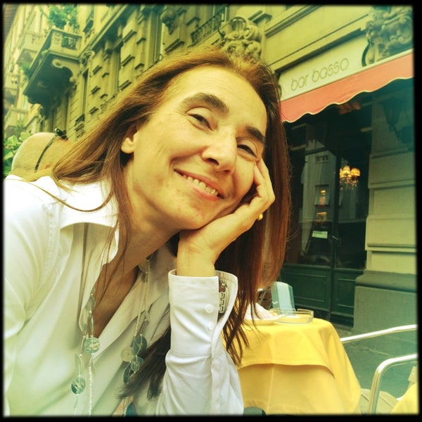 Photo taken at Bar Basso by paolo l. on 6/14/2013