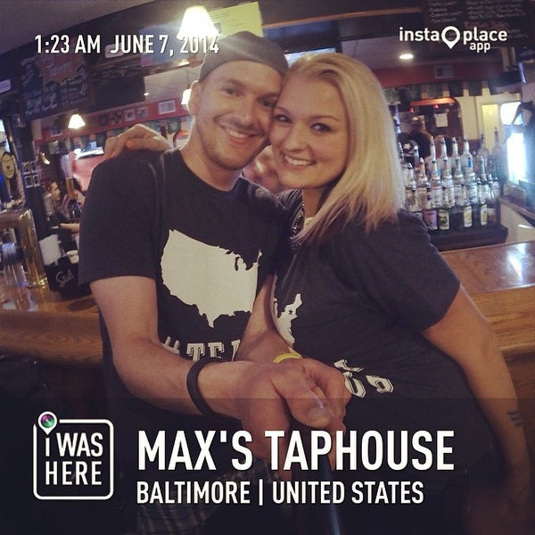 Photo taken at Max's Taphouse by Chris S. on 6/7/2014