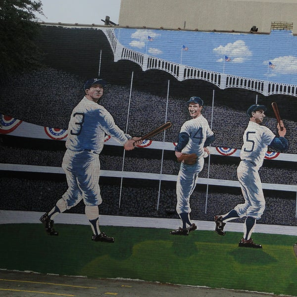 Image result for Winiger Baseball Mural