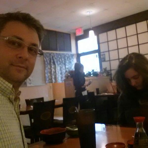 Photo taken at Yabi Sushi by Jonathan D. on 6/27/2014