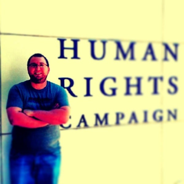 Photo taken at Human Rights Campaign by Matt L. on 11/9/2013