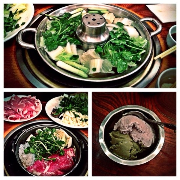 Photo taken at Shabu-Tatsu by Michael S. on 1/6/2014
