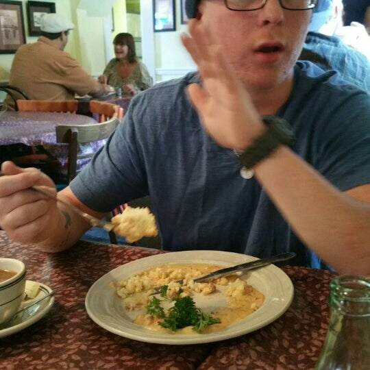 Photo taken at Lucile's Creole Cafe by Devon L. on 8/21/2015