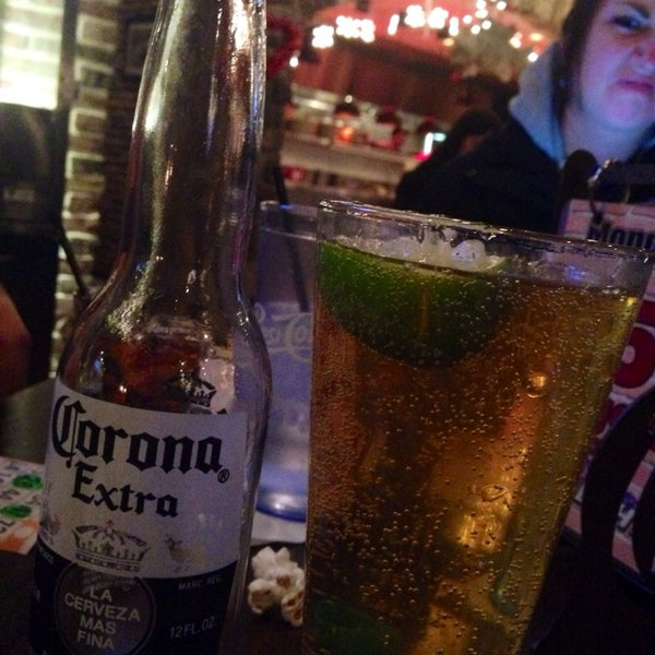 Photo taken at Lucky's 13 Pub by Samantha H. on 1/29/2014