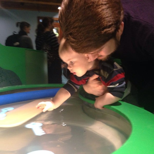 Photo taken at Boston Children's Museum by Prudence R. on 3/23/2014