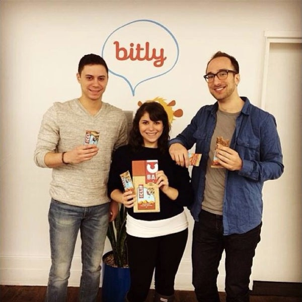 Photo taken at bitly HQ by Valerie V. on 2/3/2014