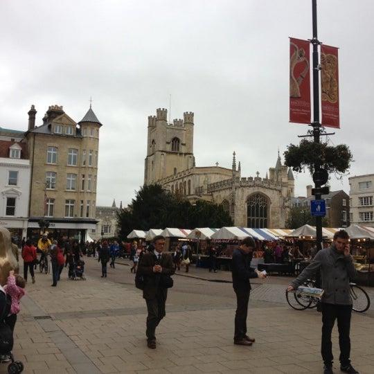 Photo taken at Cambridge Market by Altug K. on 10/21/2012